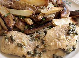 Chicken_Piccata